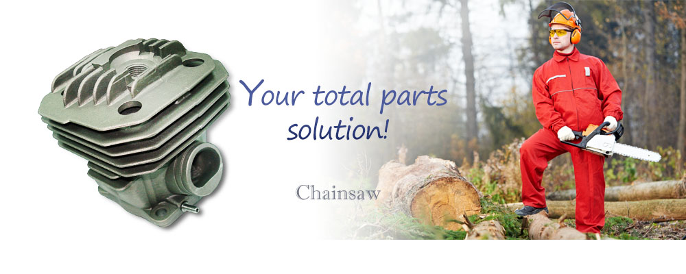 chainsaw, chainsaw parts